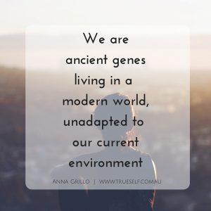 ancient genes modern world